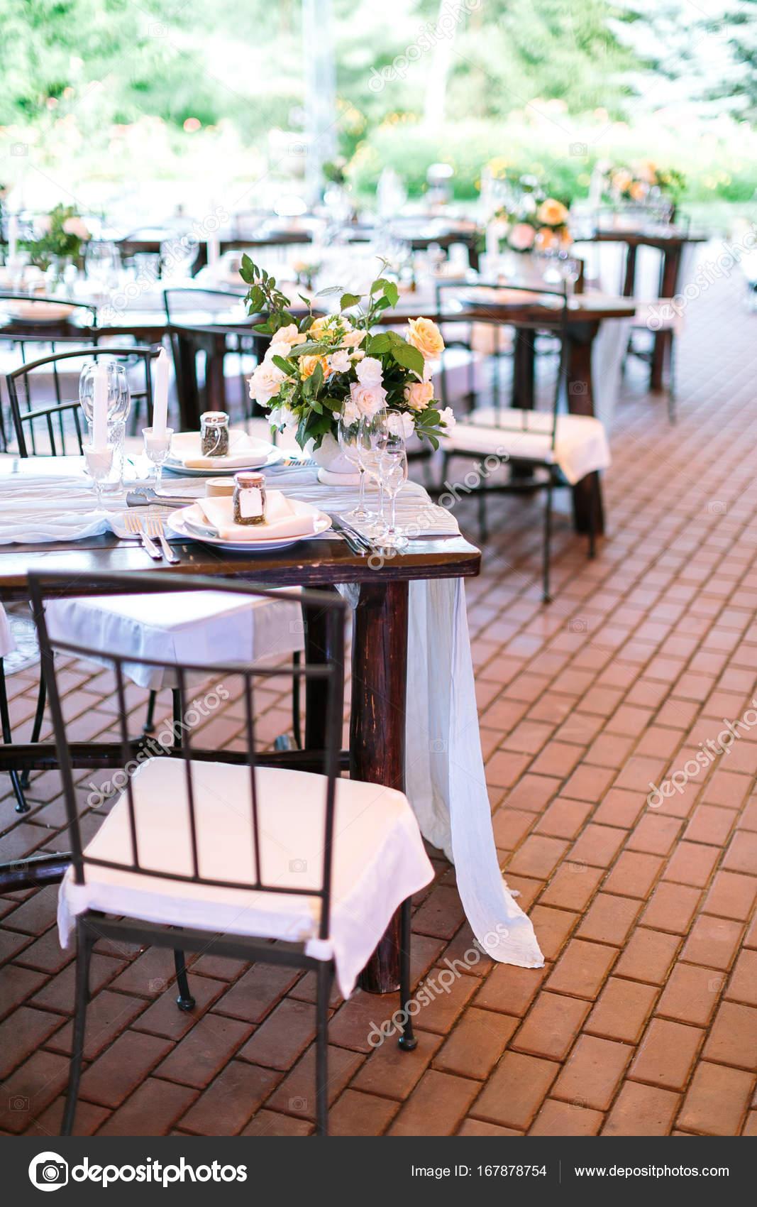 Decoración Negocios Concepto De Vacaciones Restaurante En