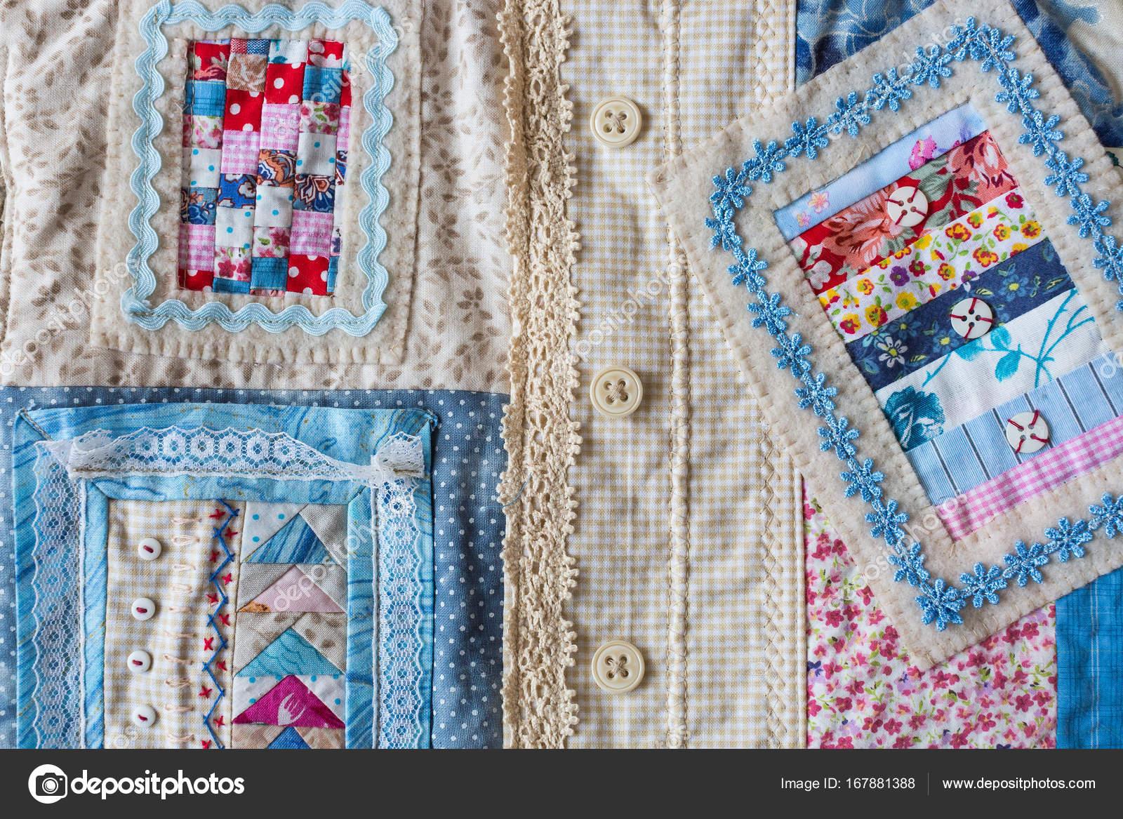 Handarbeit, Mode, Accessoires-Konzept - Flatlay von charmanten Damen ...