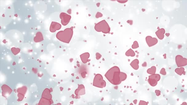 4k Slow Valentine Background