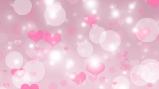 4 k pomalé Valentine pozadí