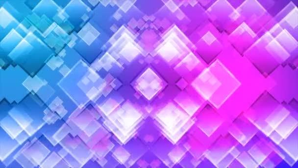Abstraktní čtverce pozadí