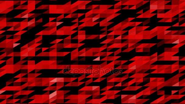 Pozadí abstraktní digitálních geometrických tvarů