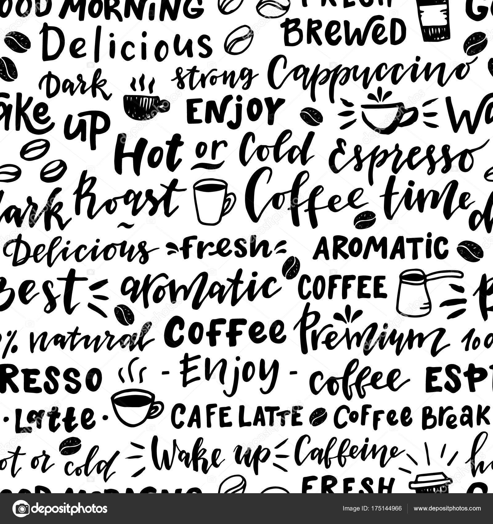 Pattern Words Best Inspiration Design