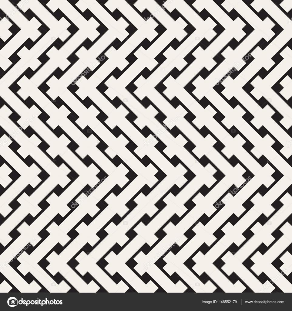 Tejer de patrones sin fisuras. Elegante textura de repetición ...