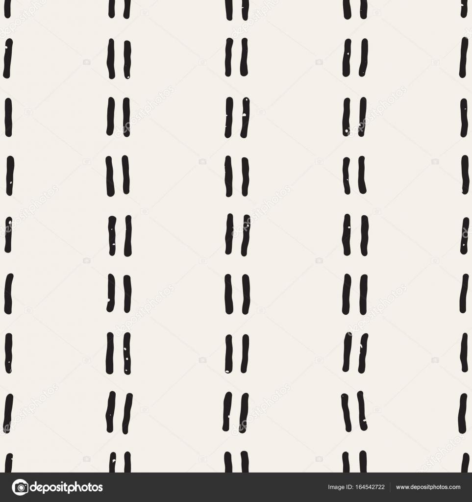 Nahtloses Muster Mit Hand Linien Gezeichnet Zusammenfassung