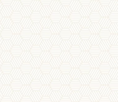 Vector seamless pattern. Modern stylish texture. Repeating geometric tiles from striped triangle element