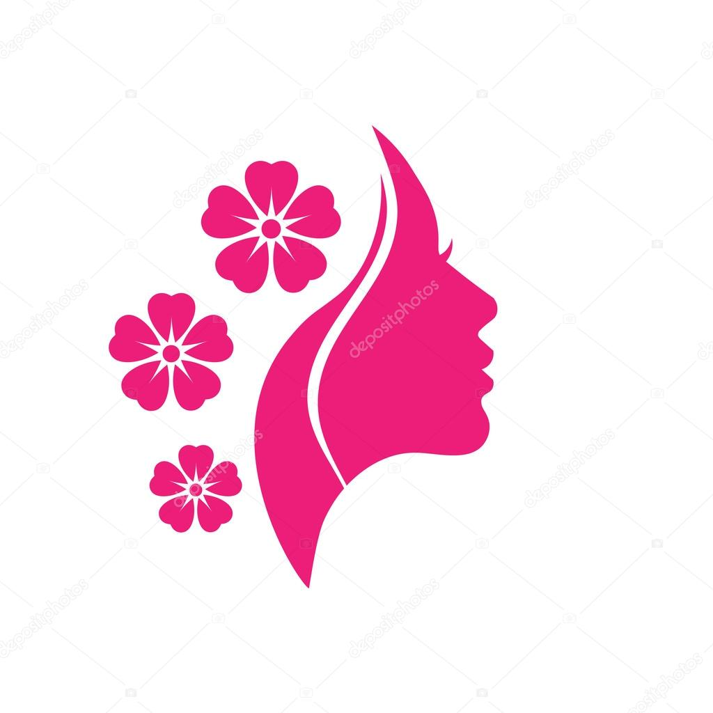 Beauty Salon Logo Stock Vector C Krustovin 128076384