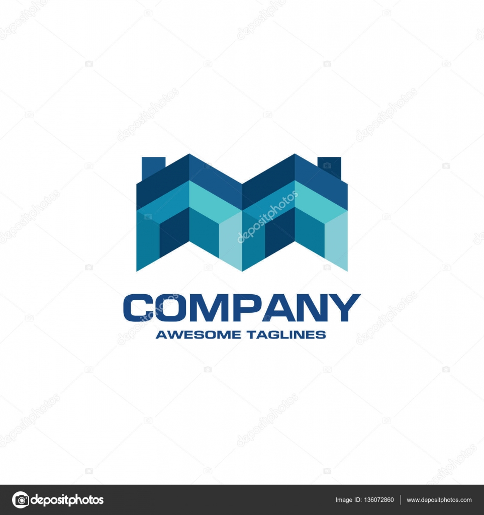 Creative Real Estate Logo, Property And Construction Logo Design Vector,  Colorful Homes Logo Concept, Neighbor House Logo U2014 Vetor De Krustovin Part 95
