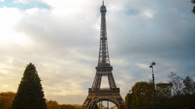The Eiffel tower is the highest monument and also most visited monument of France.