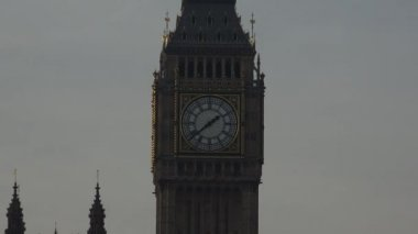 Parliament ,Big Ben and Thames River in London, UK.ultra hd 4k, real time