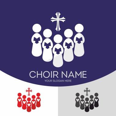 Choir Christian Church. Worship God. Music Ministry.