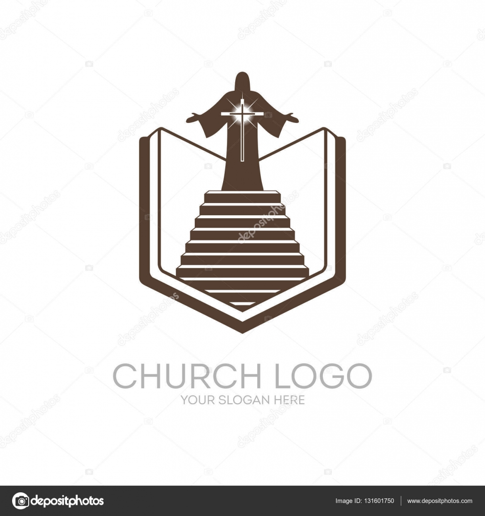 church logo christian symbols bible holy scripture the