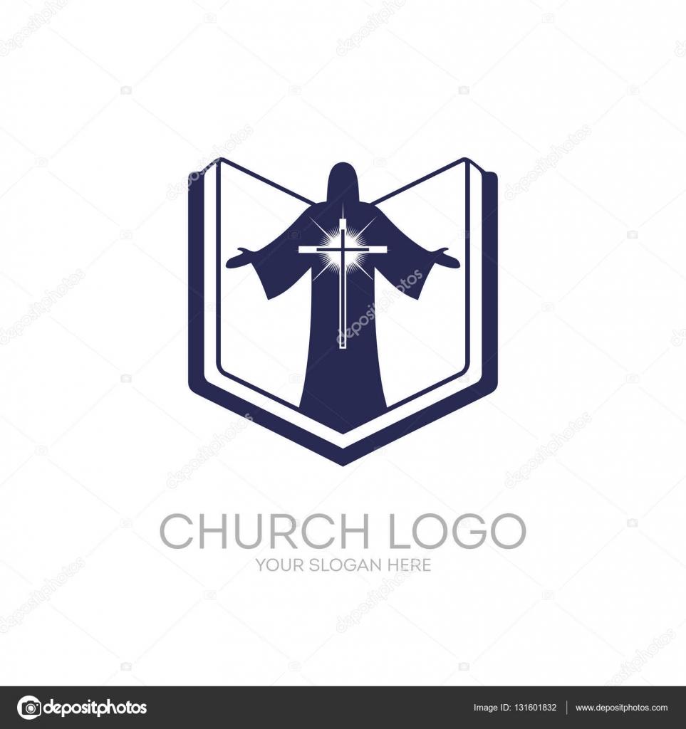 church logo christian symbols the bible the scriptures jesus