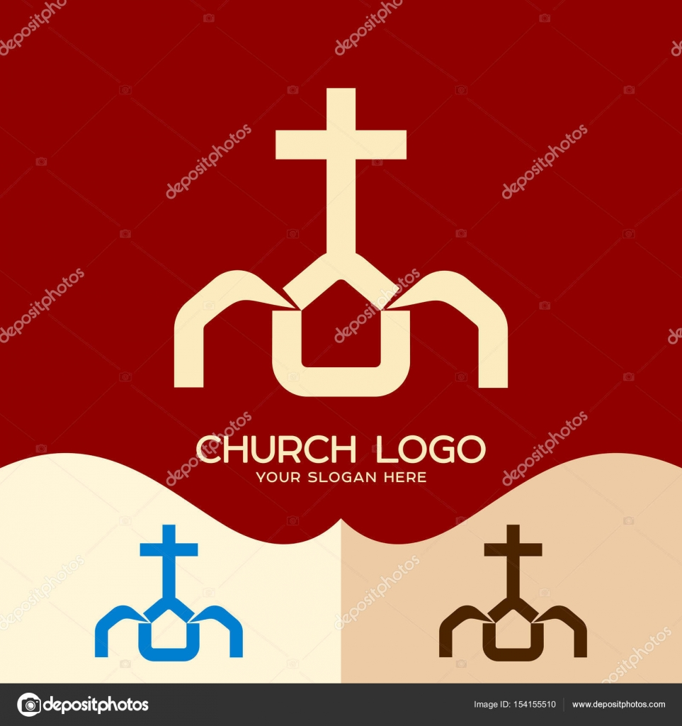 Church logo cristian symbols the church of jesus christ stock church logo cristian symbols the church of jesus christ stock vector buycottarizona Image collections