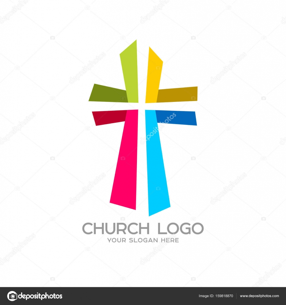 Church logo christian symbols cross of the savior jesus christ christian symbols cross of the savior jesus christ stock vector biocorpaavc Image collections