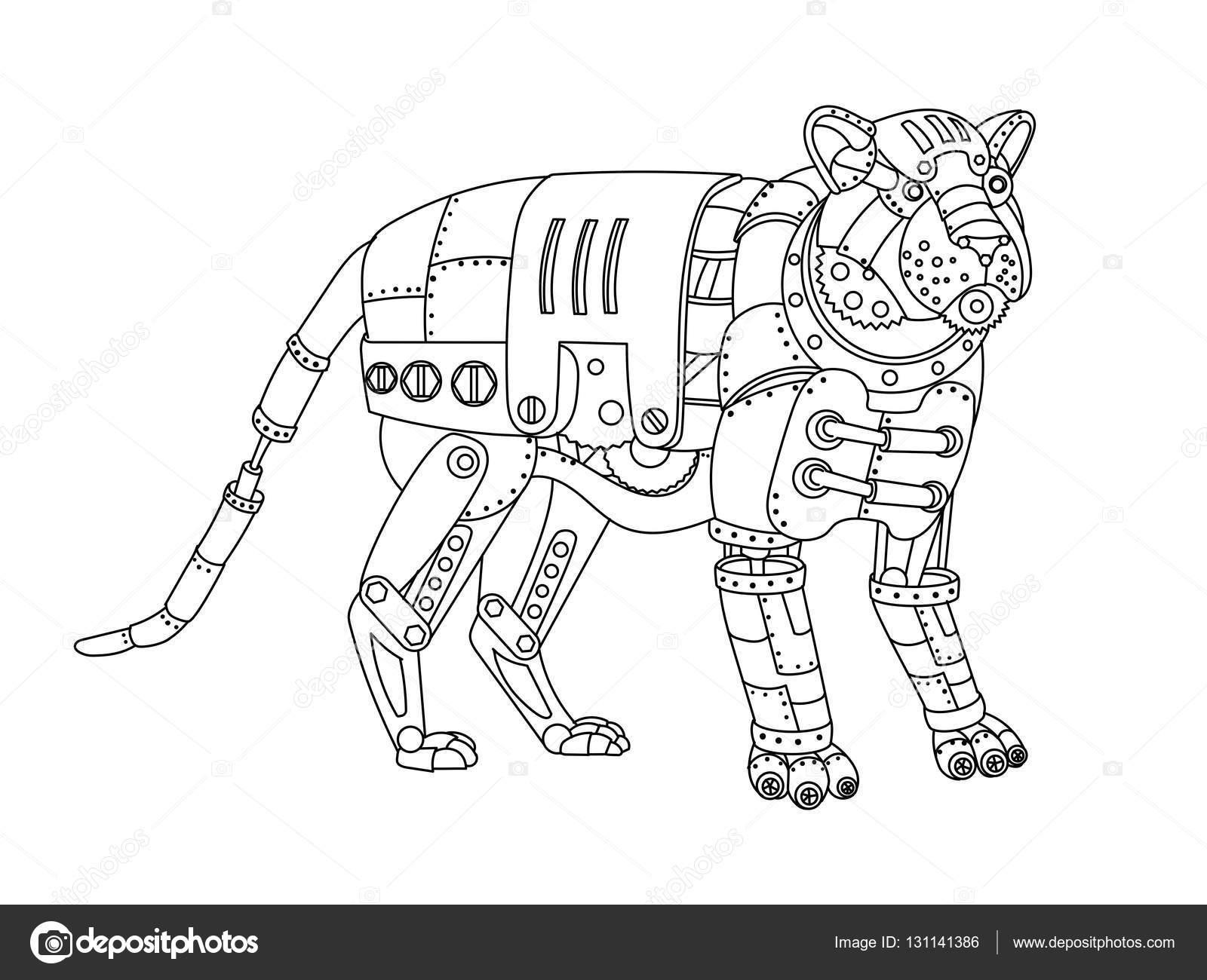 Скачать книгу стиль тигра