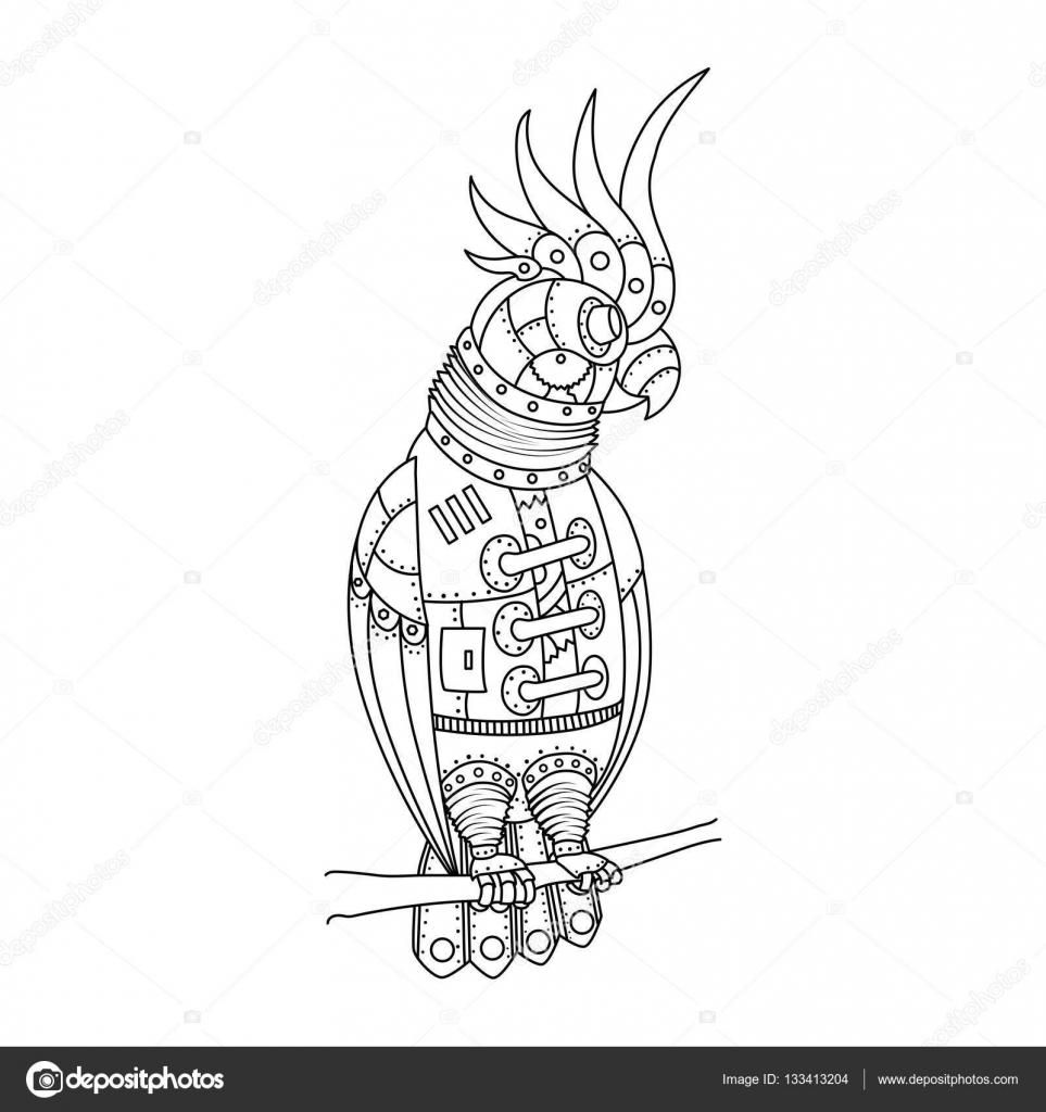Скачать книгу все о попугаях