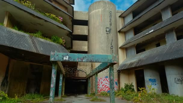 Urban Exploration - Urbex-Azory, Portugalsko