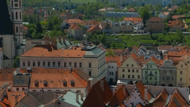 Český Krumlov v České republice, Česko