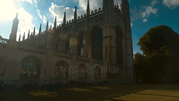Kings College and University in Cambridge, England, UK
