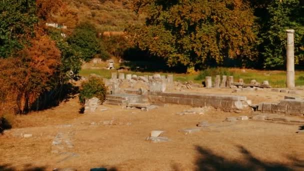 Ancient Agora, Limenas, Thassos, Greece
