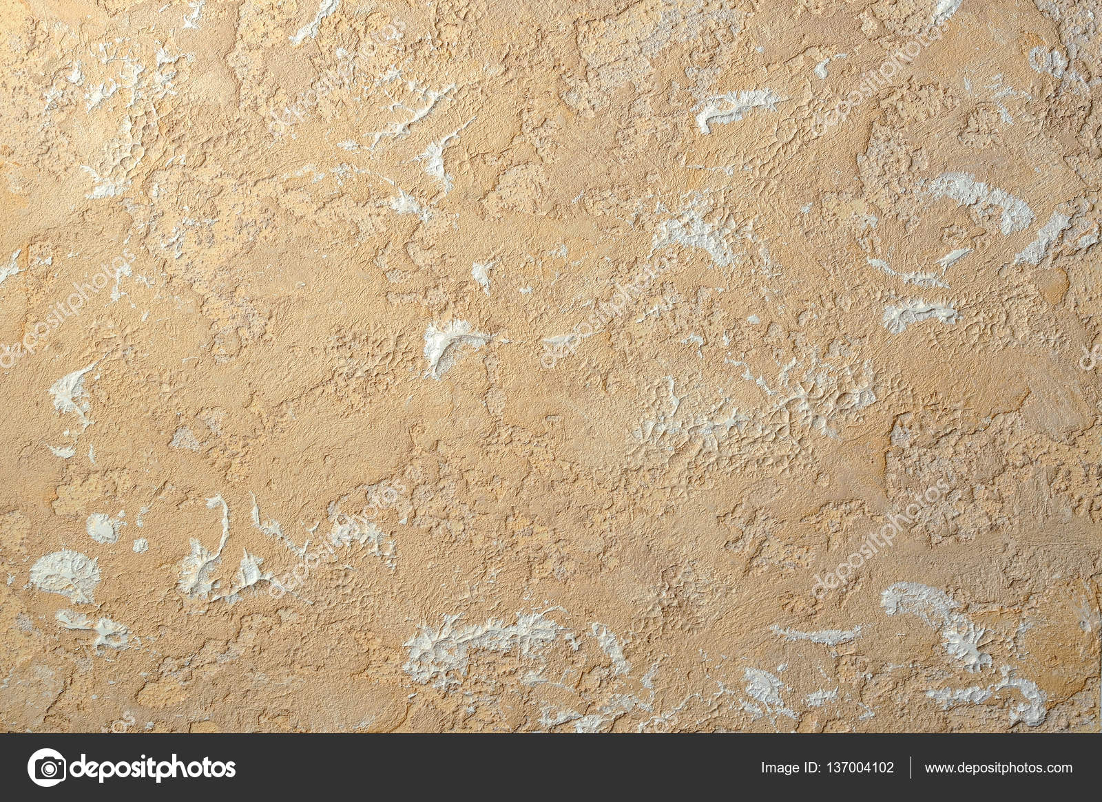 beige ocher color relief plaster — Stock Photo © pavlo.baliukh@gmail ...