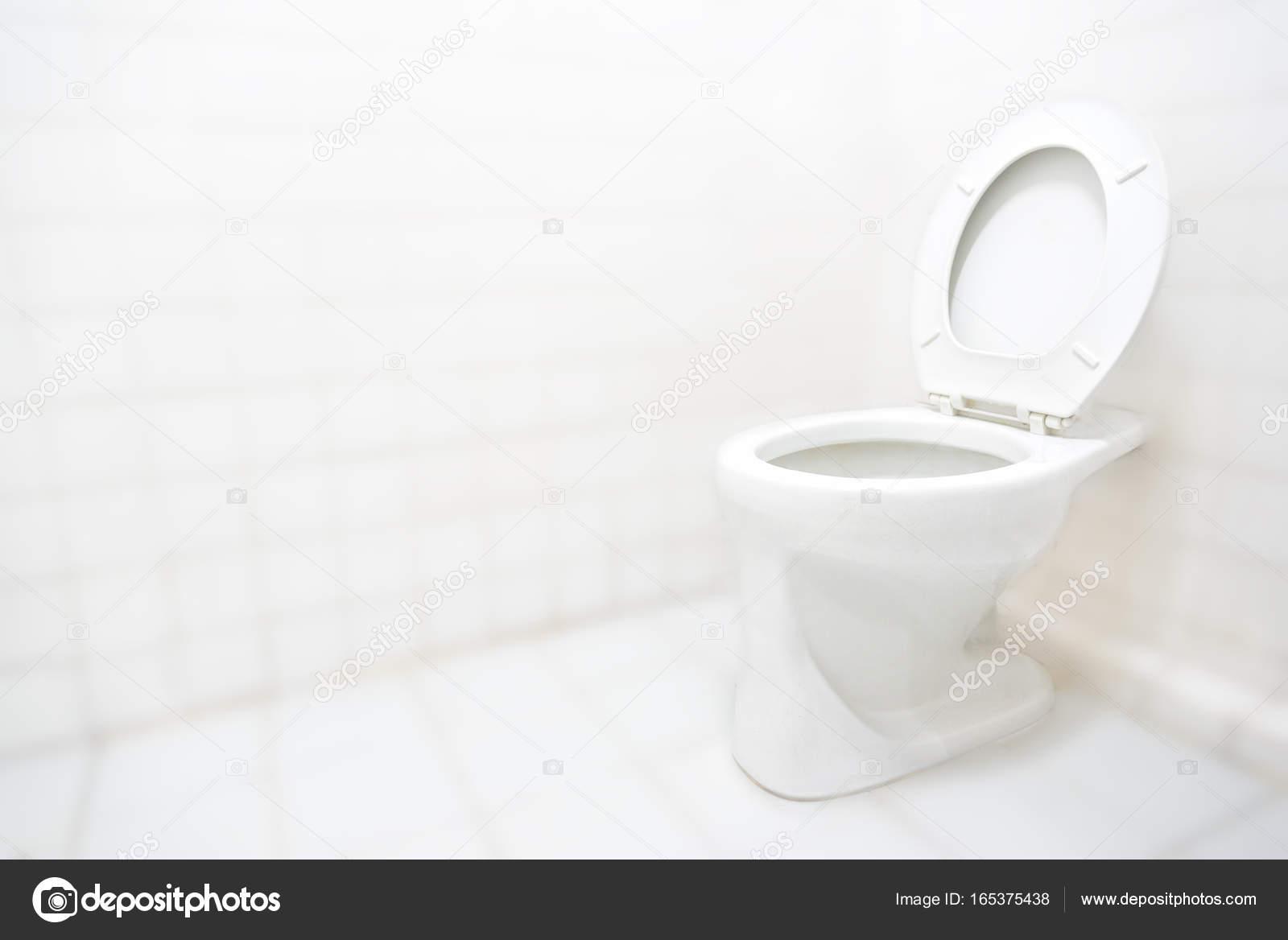 Wc łazienki Lub Toalety Ze Koncepcja Czyste Białe Tło