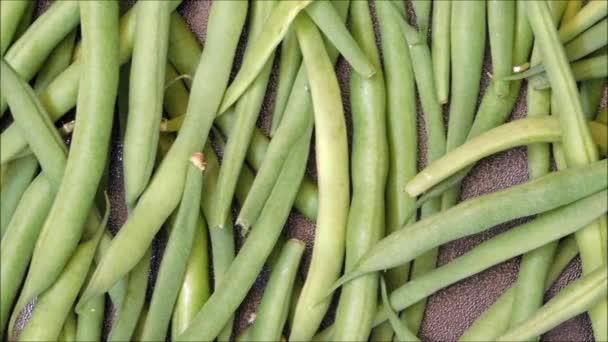 Gemüsebohnen zum Essen in der Küche