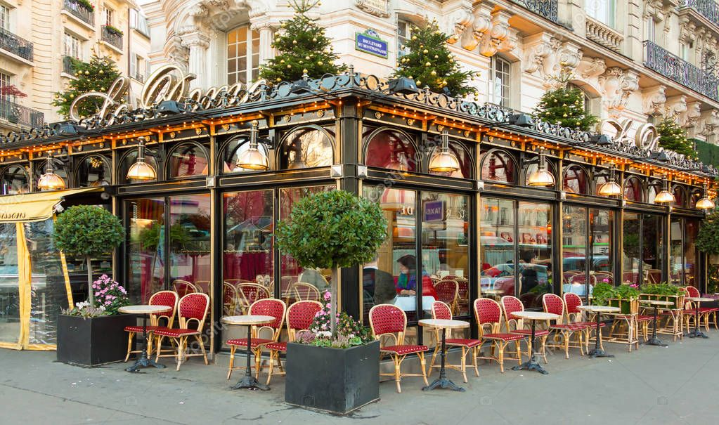 Image Result For Famous Restaurants In France