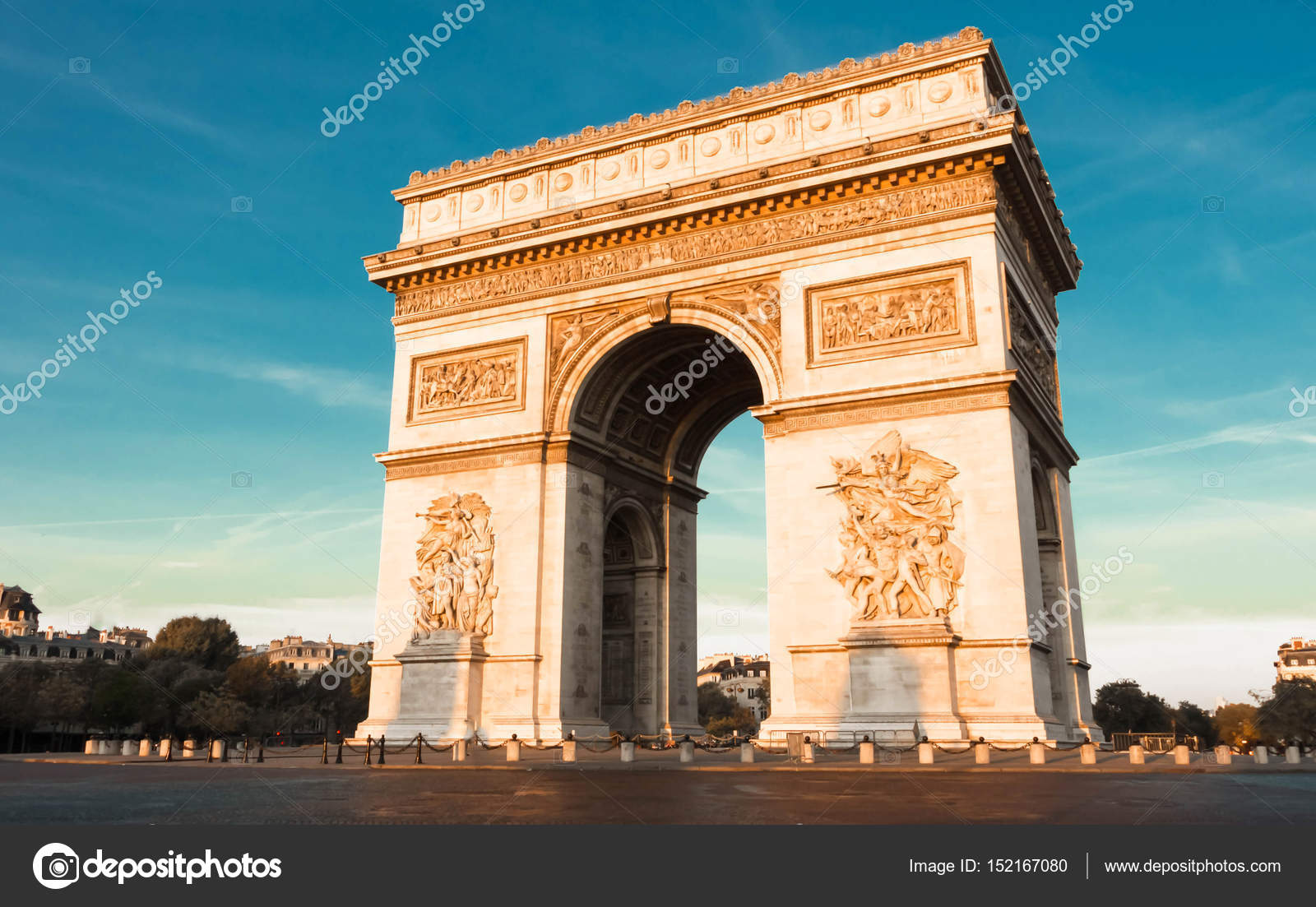 The most famous triumphal arches of the world 52