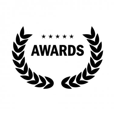 black award logo