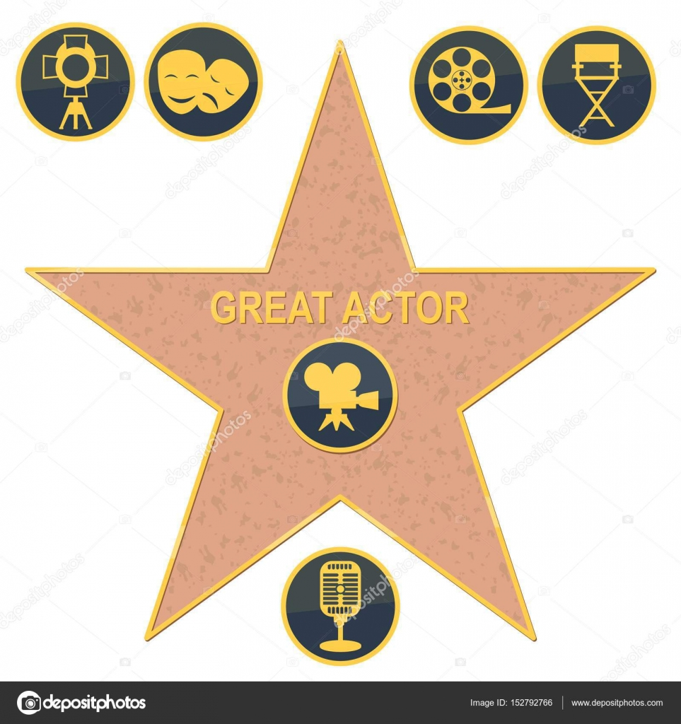 1 033 Walk Of Fame Star Vector Images Free Royalty Free Walk Of Fame Star Vectors Depositphotos