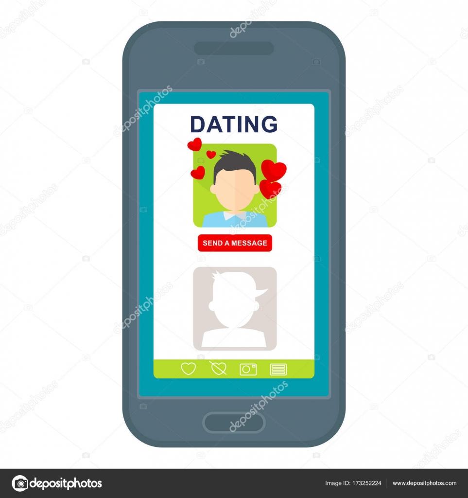 на смартфонах знакомства