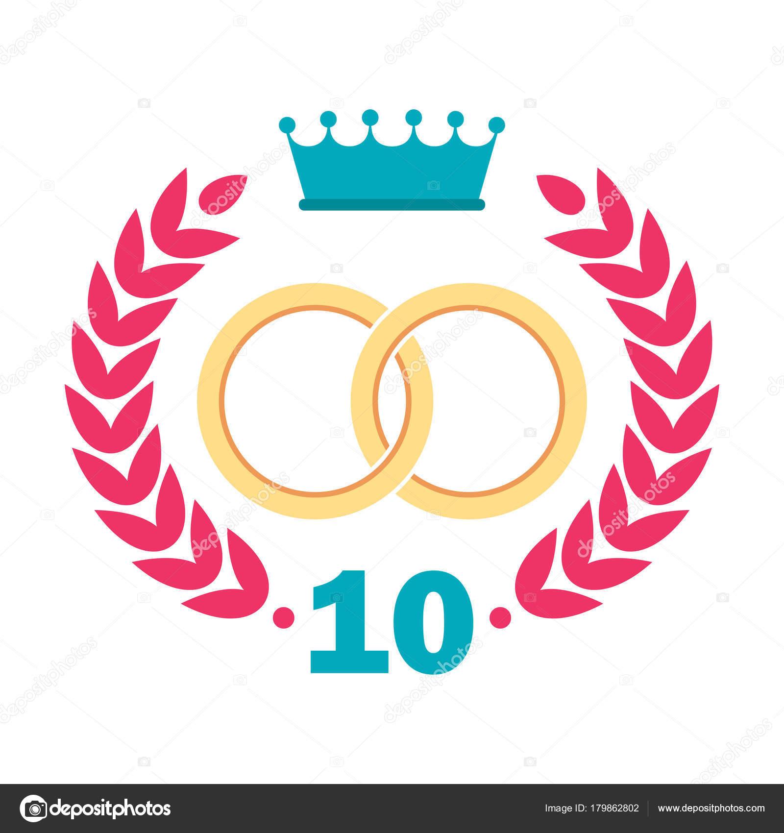 Imágenes Feliz Aniversario De Boda Logotipo Del