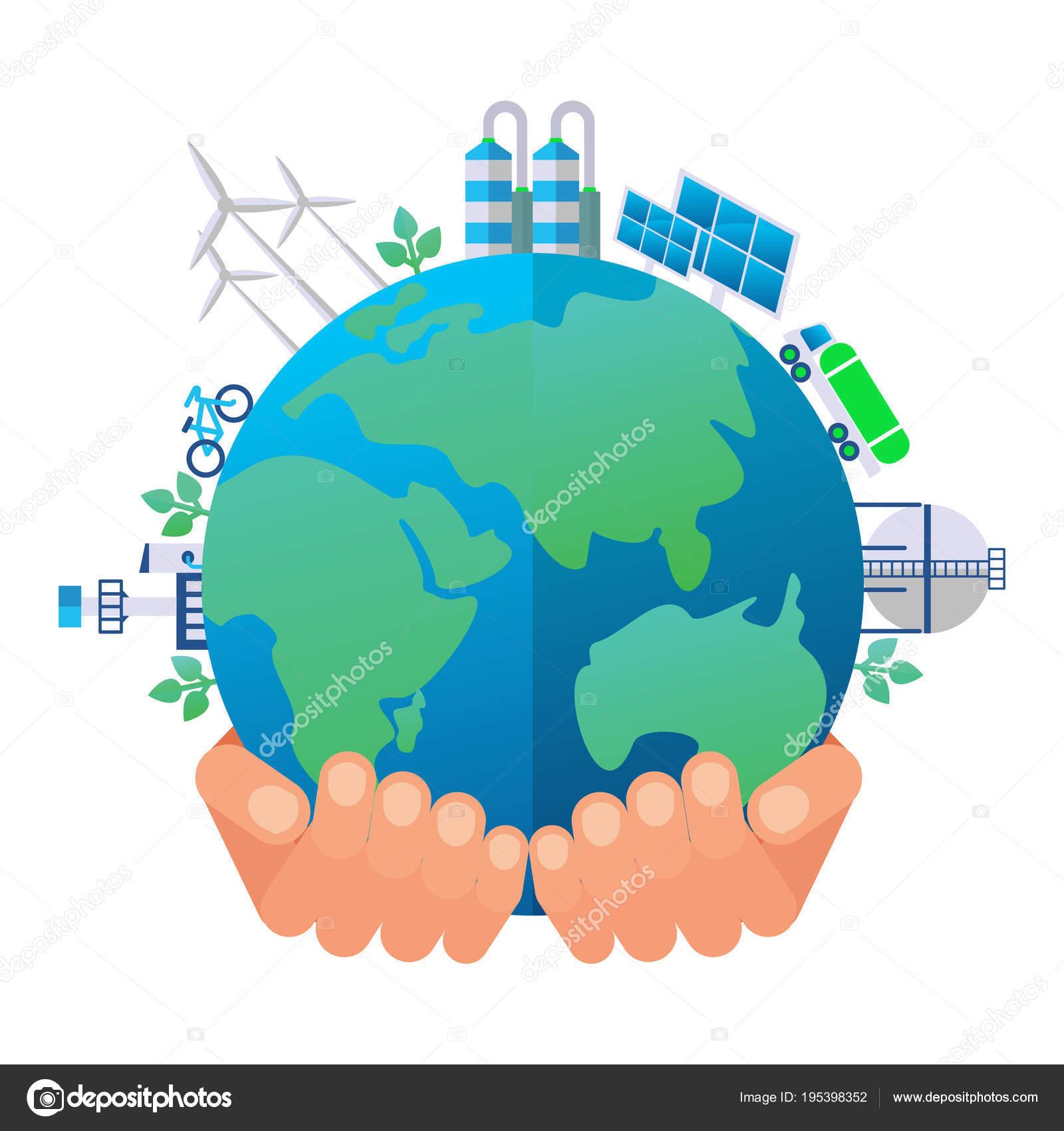 Cartaz Do Dia Do Meio Ambiente Mundial Vetores De Stock