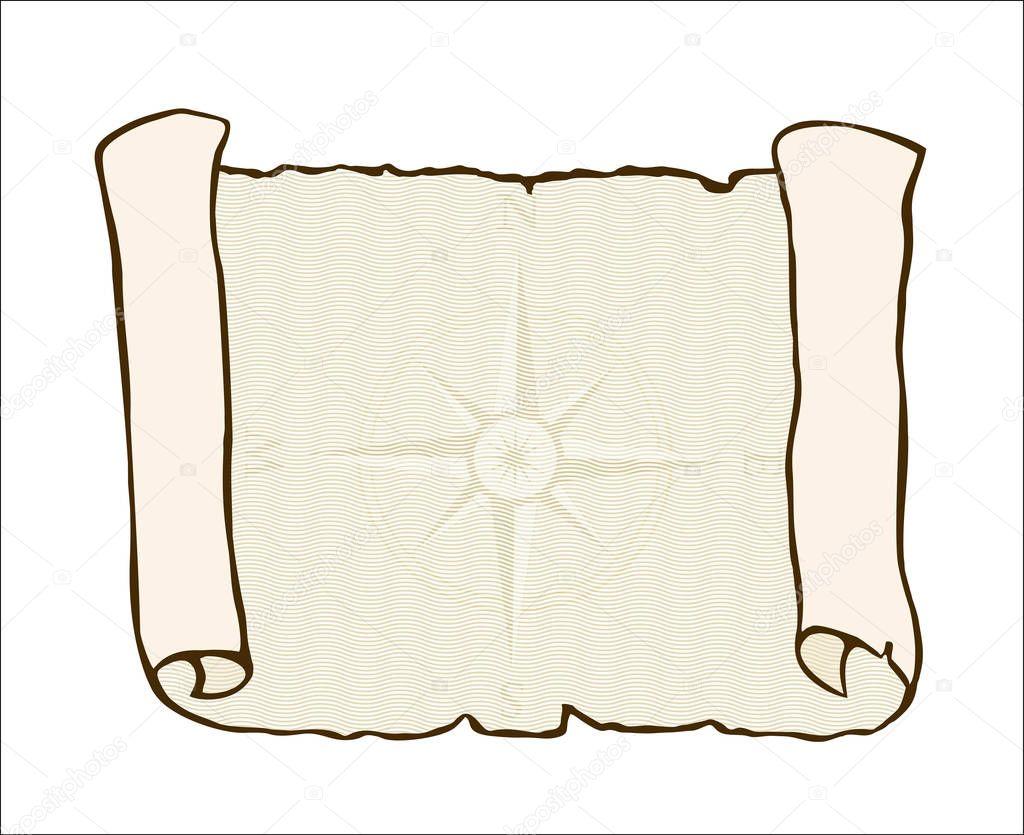 Pergaminos Antiguos Para Dibujar