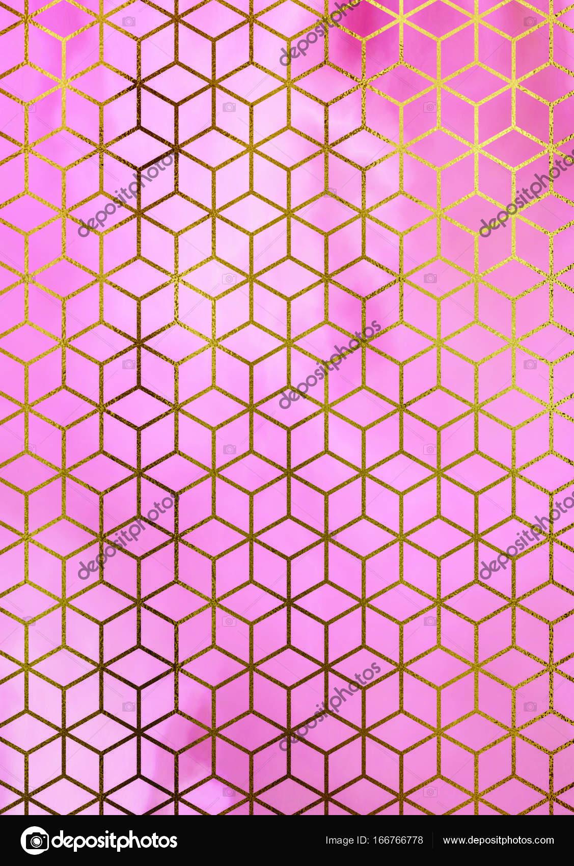 Rosa Würfel Textur — Stockfoto © Shekularaz #166766778