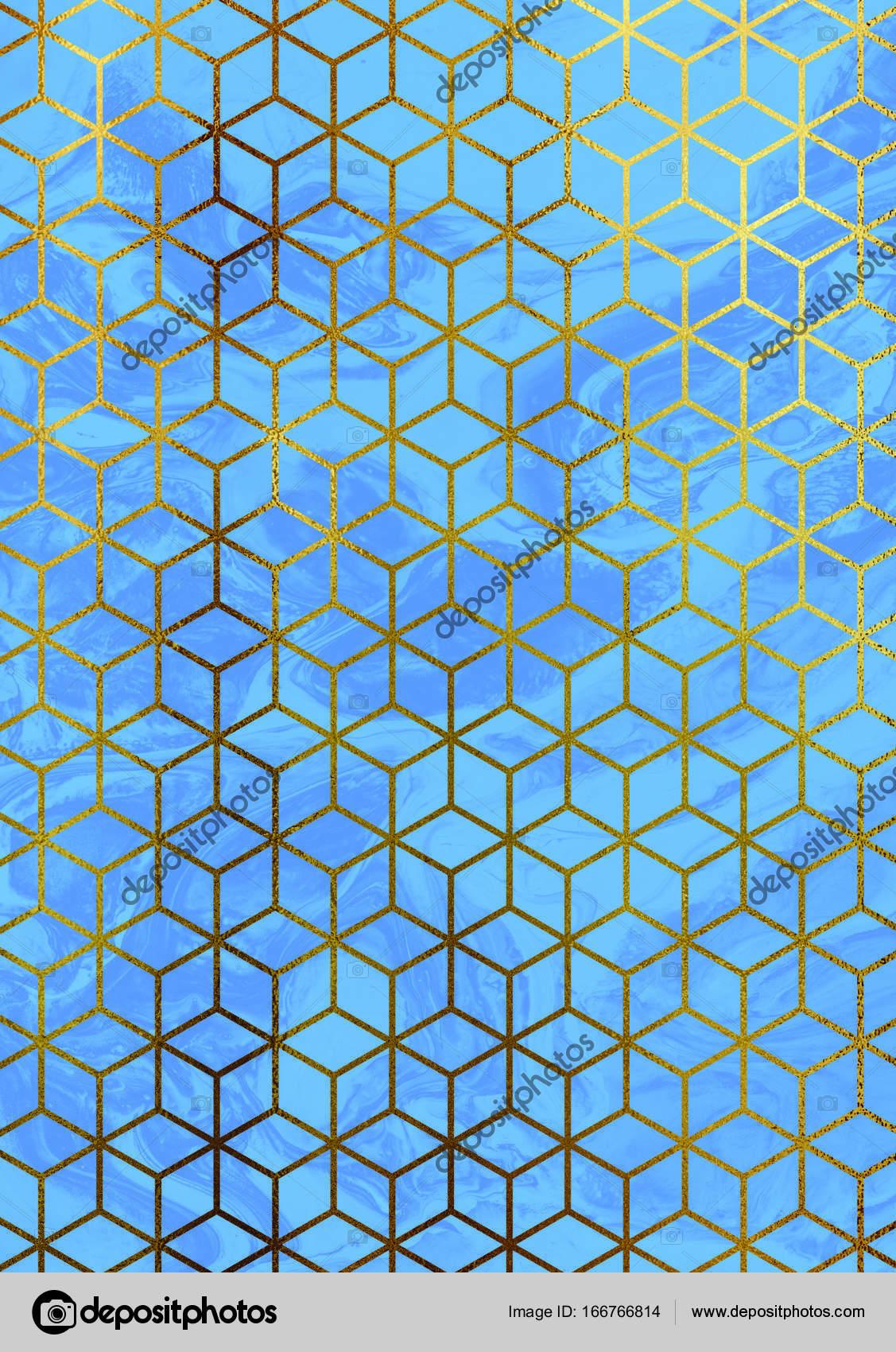 blaue Würfel Textur — Stockfoto © Shekularaz #166766814