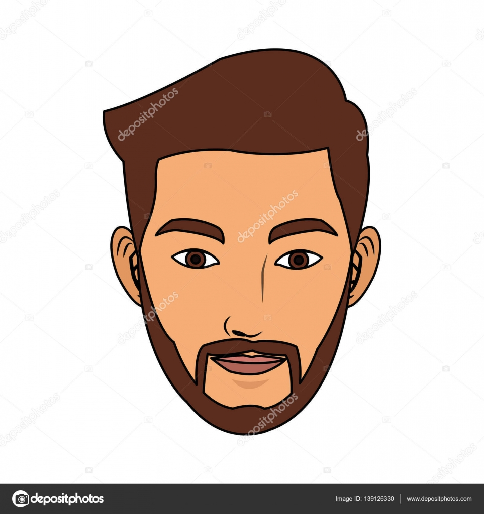 Man Cartoon Icon Stock Vector C Jemastock 139126330