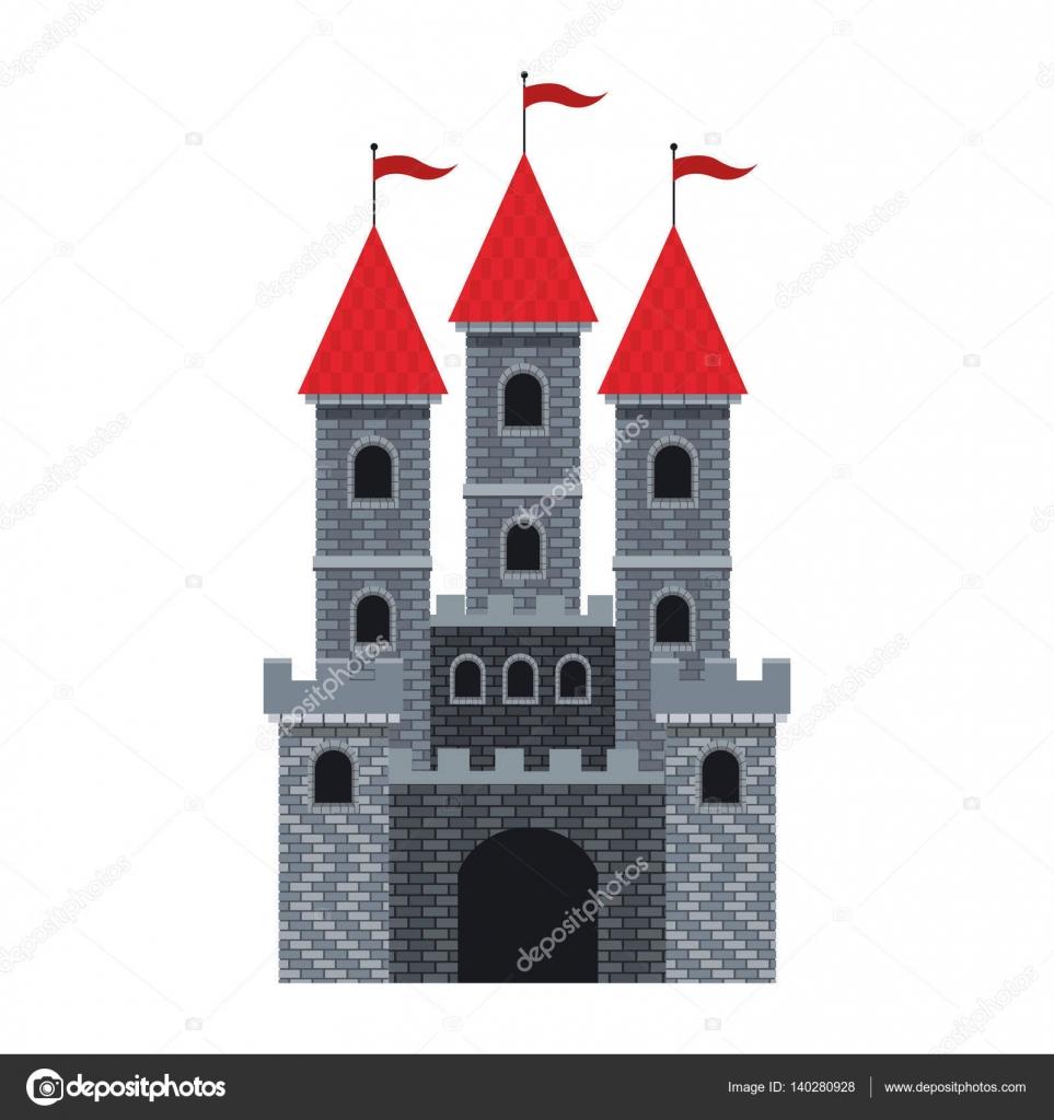 Migliore collezione come disegnare un castello medievale ...