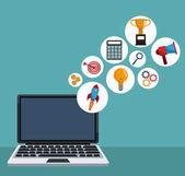 digital marketing laptop apps