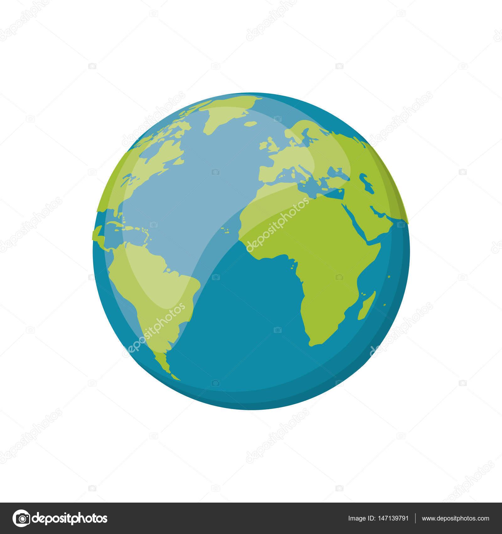 Ziemia Planeta Space Obrazu Grafika Wektorowa Jemastock 147139791
