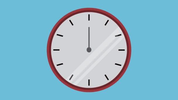 Animación En Cuenta Regresiva Hd Pared Reloj De 35Lj4AR