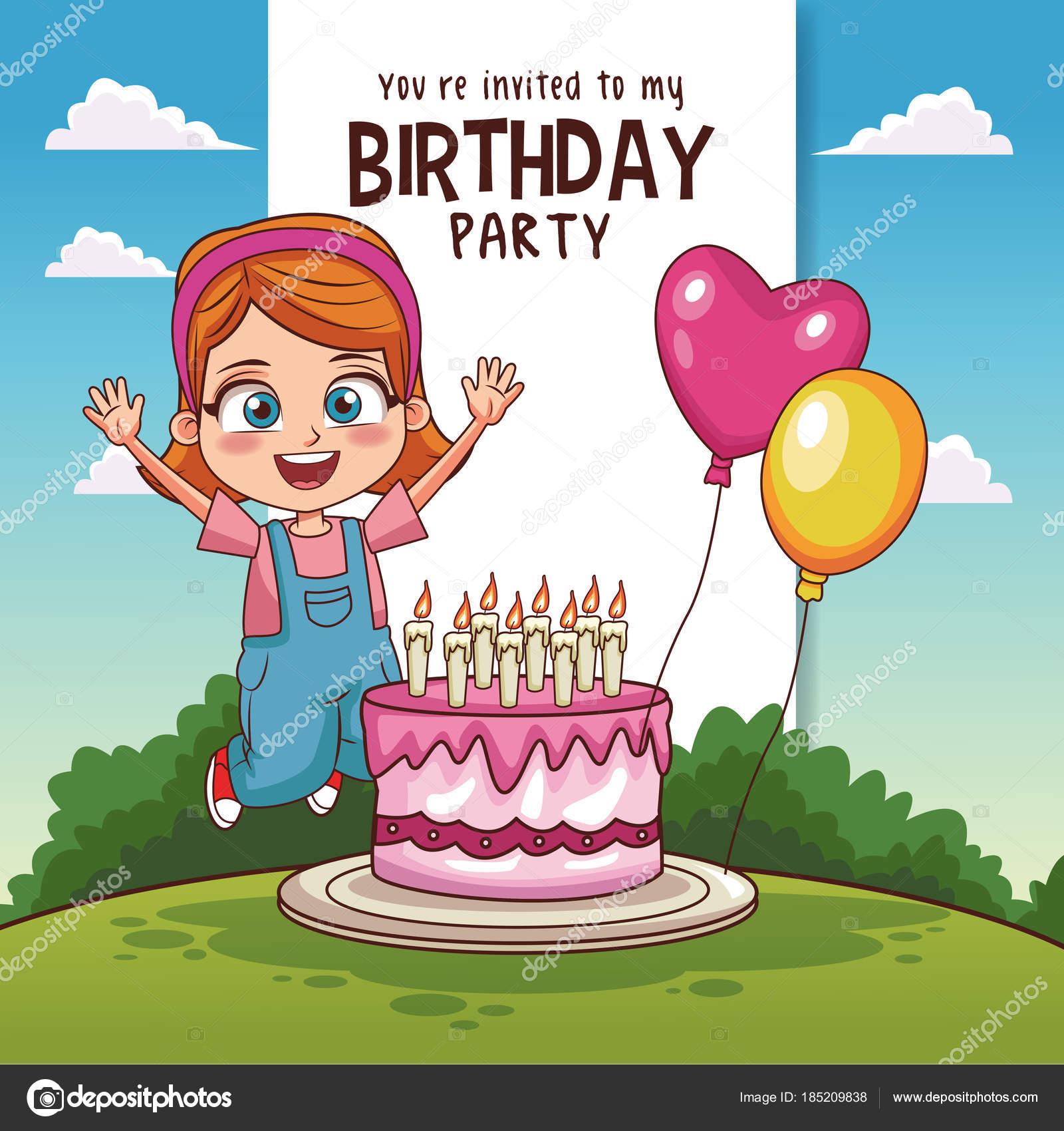 Invitacion De Cumpleaños De Niños Niños Cumpleaños Partido