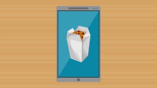 Objednejte chine potraviny online Hd animace