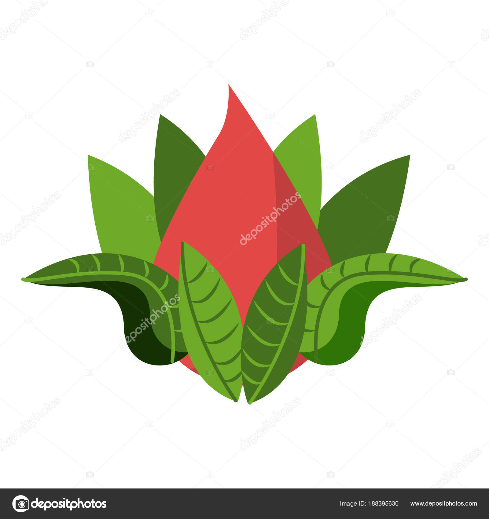 Lotus flower symbol stock vector jemastock 188395630 lotus flower symbol vector illustration graphic design vector by jemastock mightylinksfo
