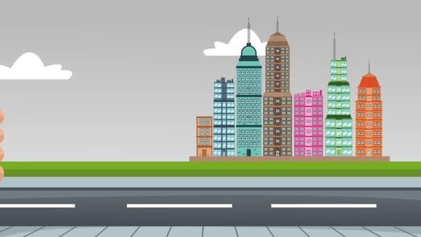 Fast food dodání online Hd animaci