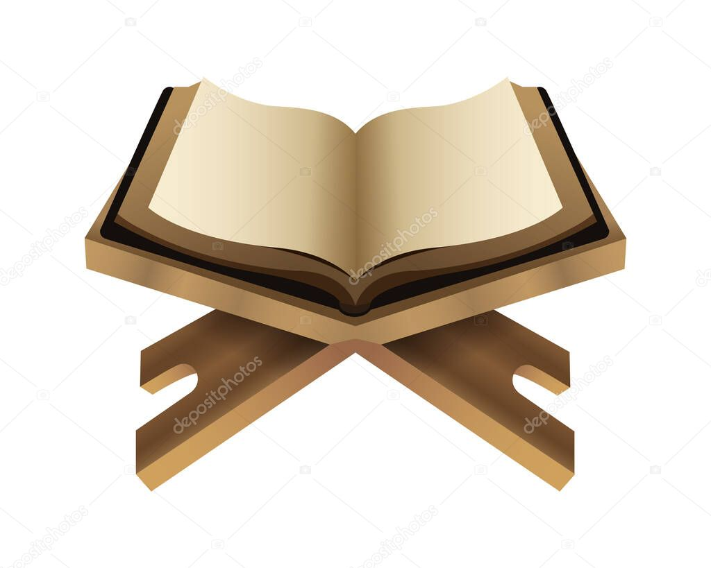 koran book islam religion icon vector illustration design premium vector in adobe illustrator ai ai format encapsulated postscript eps eps format wdrfree