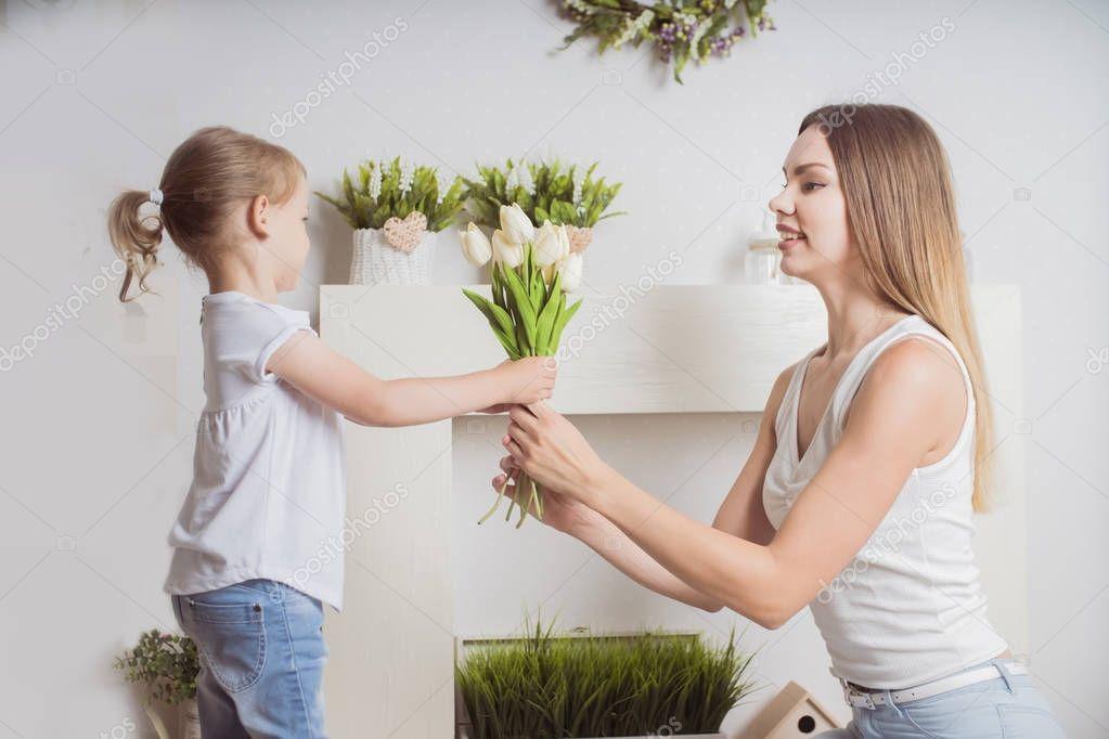 Mama Gibt Tochter Bbc-Unterricht