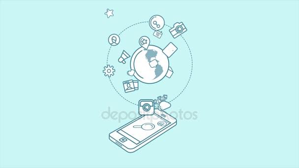 die ganze Welt im Smartphone